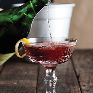 Kalimotxo cocktail dress